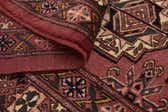 6' 5 x 6' 8 Bokhara Oriental Square Rug thumbnail