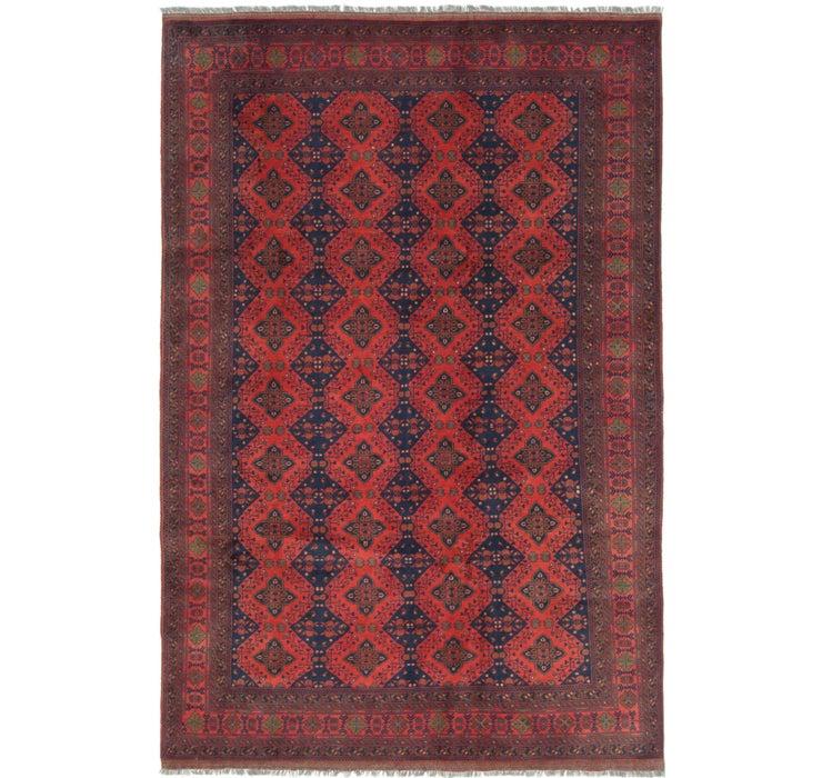 Image of 6' 6 x 9' 9 Khal Mohammadi Rug