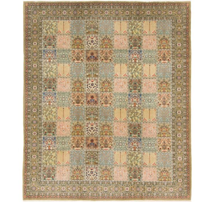 8' 3 x 9' 8 Kashmir Oriental Rug