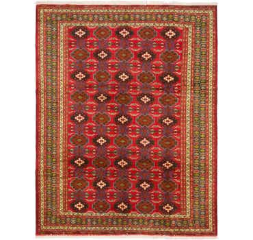 Image of 10' x 12' 7 Bokhara Oriental Rug