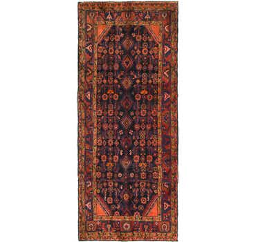 3' 10 x 9' 5 Malayer Persian Runner ...
