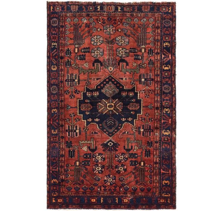 110cm x 183cm Hamedan Persian Rug