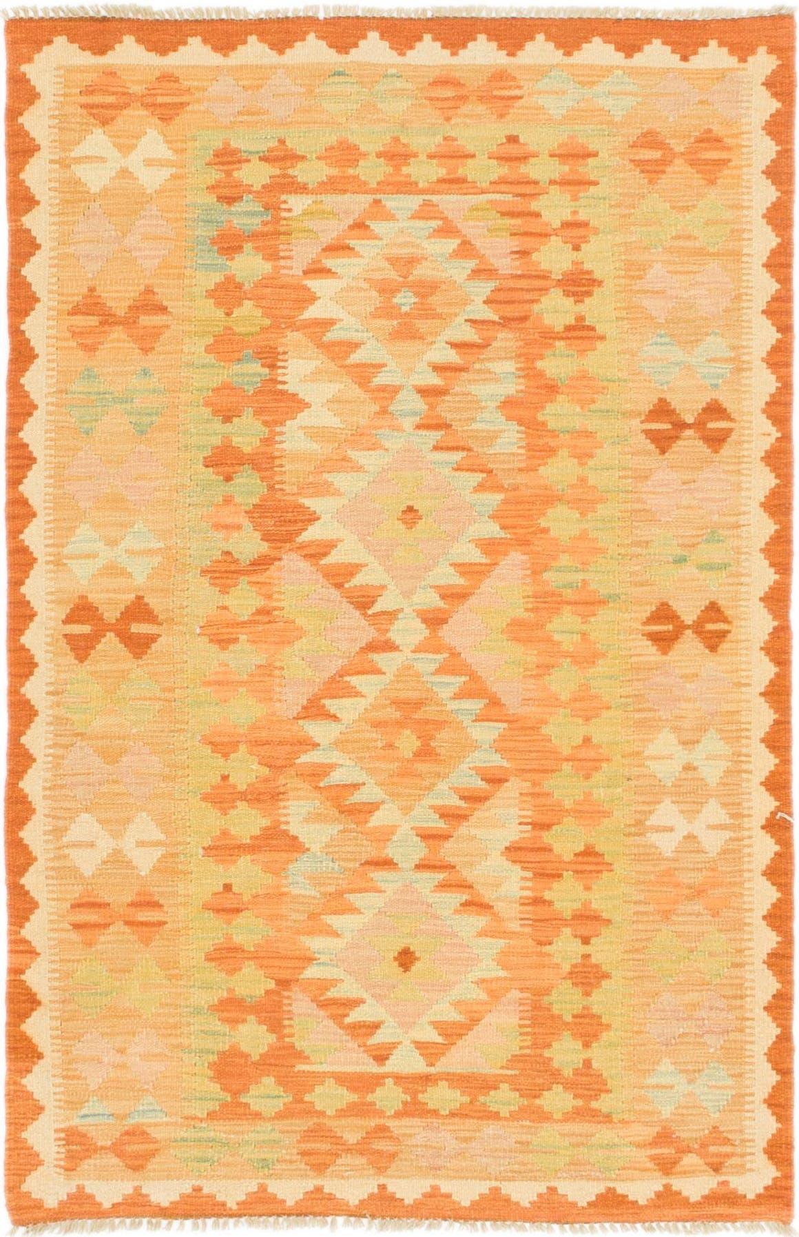 3' 3 x 5' 2 Kilim Waziri Rug main image