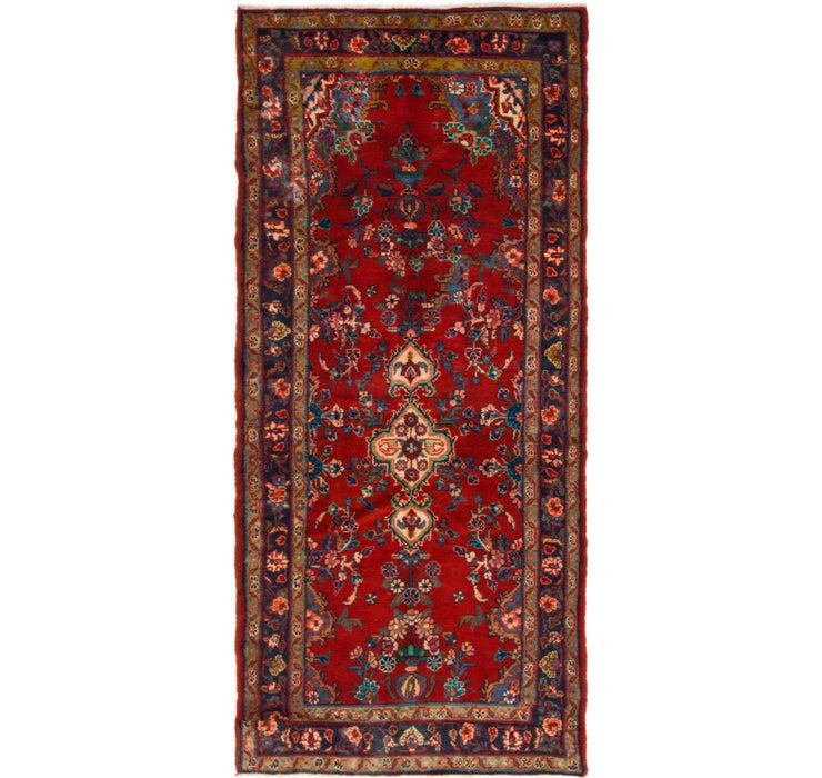 4' x 8' 7 Shahrbaft Persian Runne...