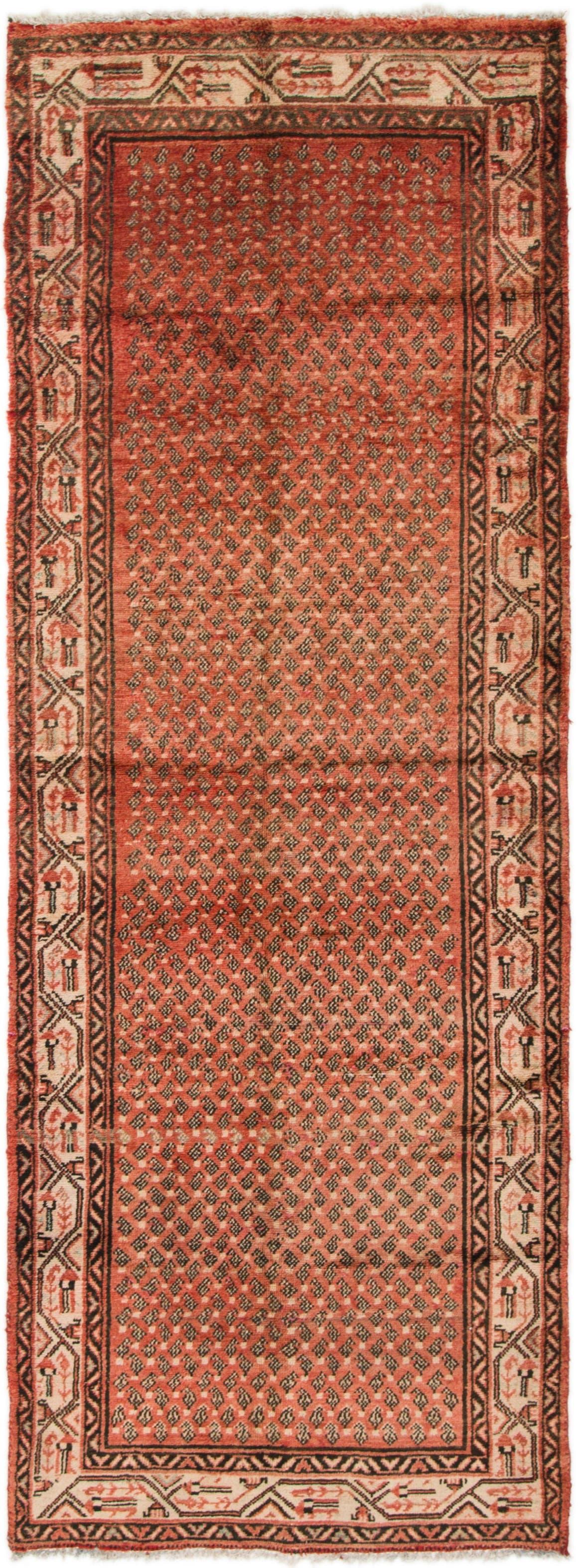 3' 5 x 9' 8 Botemir Persian Runner Rug main image