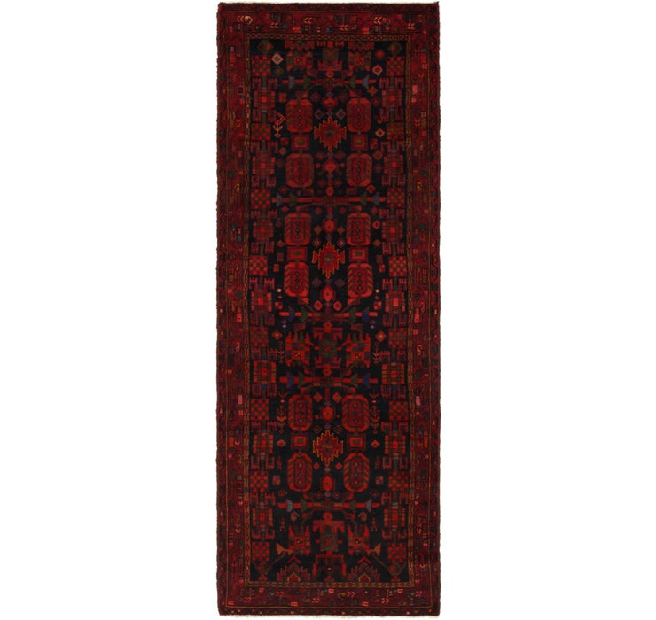 117cm x 345cm Malayer Persian Runner ...