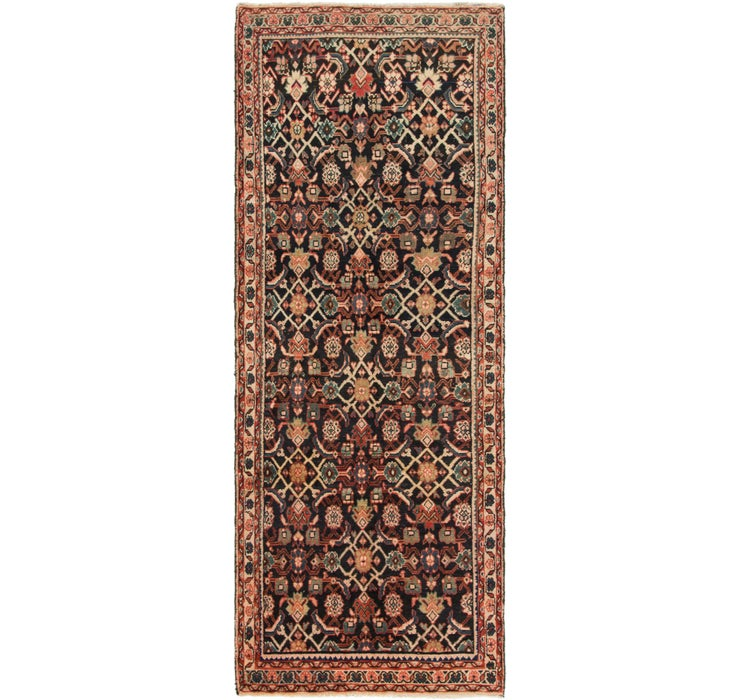 Image of 3' 8 x 10' 3 Malayer Persian Runner ...