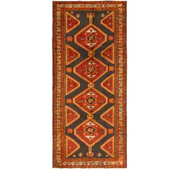 Image of 5' x 11' Meshkin Persian Runner ...