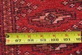 1' 7 x 3' 4 Torkaman Persian Rug thumbnail