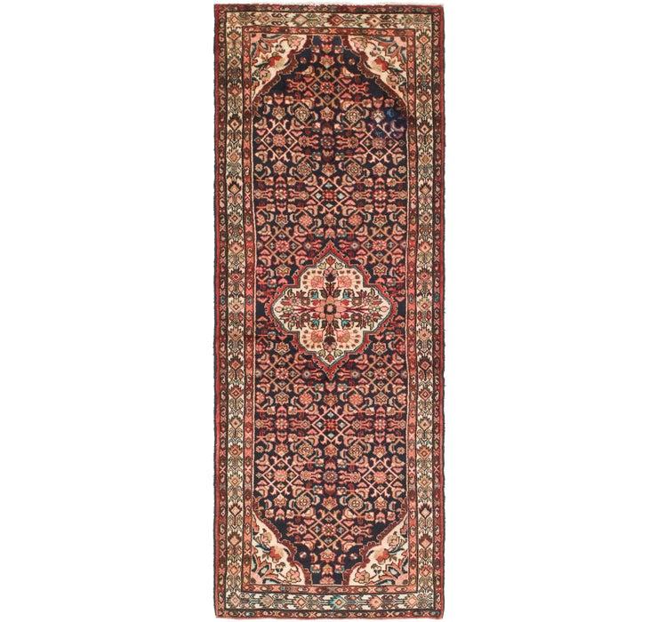 105cm x 290cm Mahal Persian Runner Rug