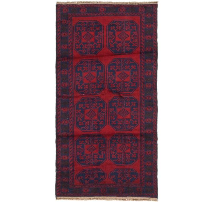 105cm x 200cm Balouch Persian Rug