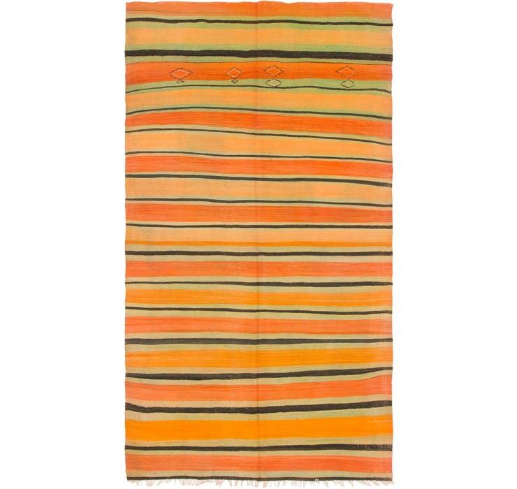 5' 3 x 9' 10 Moroccan Rug