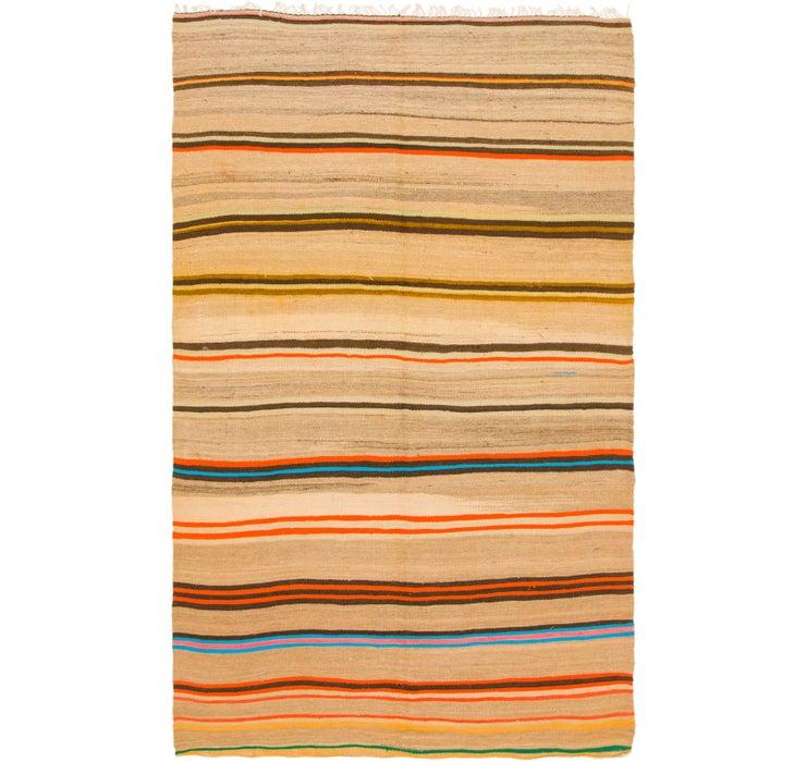 5' 10 x 9' 7 Moroccan Rug