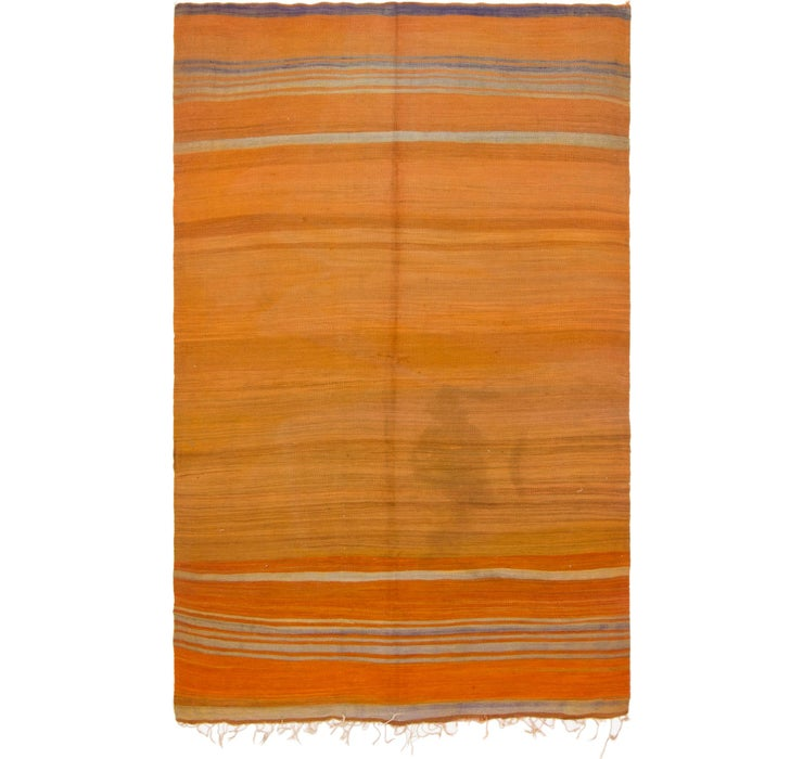163cm x 280cm Moroccan Rug