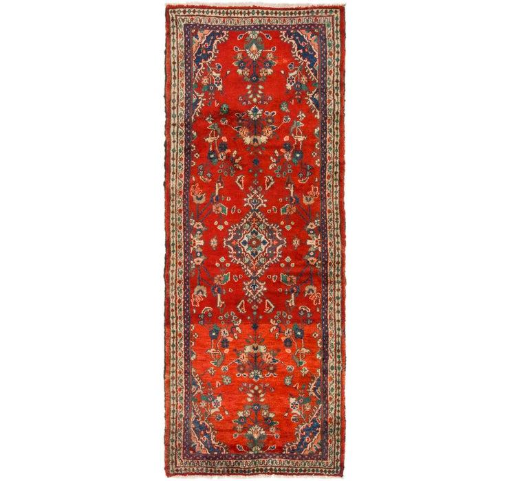 115cm x 312cm Hamedan Persian Runner ...