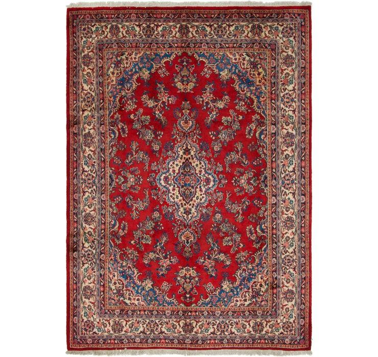 8' 9 x 12' 3 Shahrbaft Persian Rug