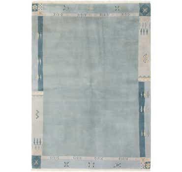 Image of 5' 9 x 8' Nepal Rug