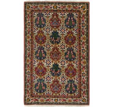 5' 4 x 8' 7 Bakhtiar Persian Rug main image