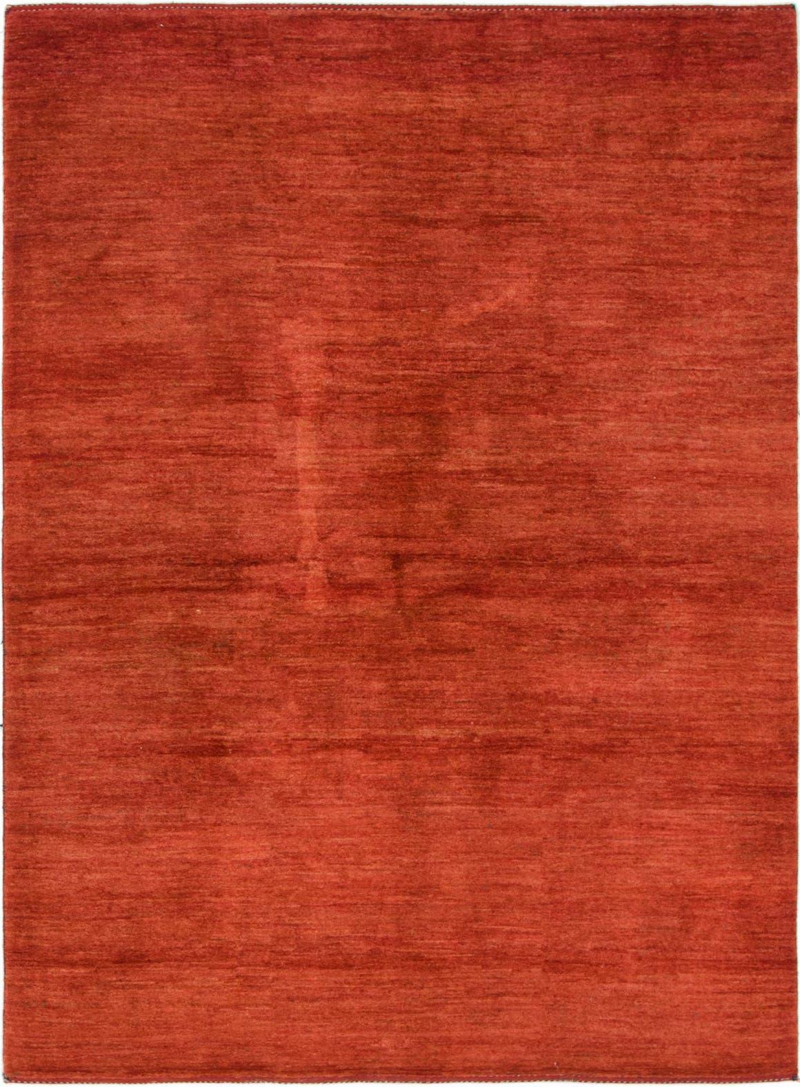 5' 6 x 7' 7 Shiraz-Gabbeh Persian Rug main image