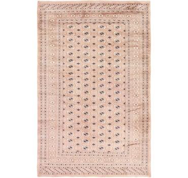 5' 4 x 8' 3 Bokhara Oriental Rug main image