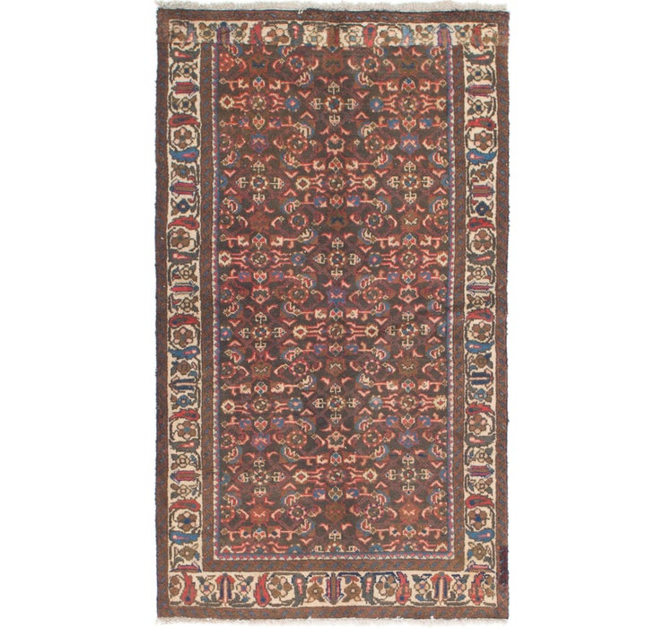 107cm x 183cm Malayer Persian Rug