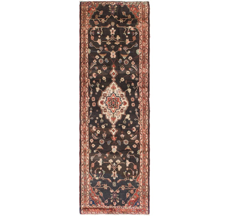 90cm x 297cm Malayer Persian Runner ...