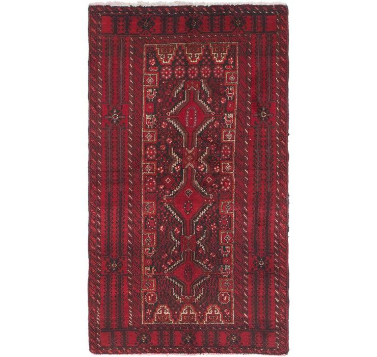105cm x 190cm Ferdos Persian Rug