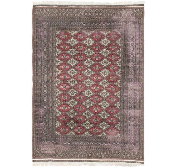 7' 6 x 10' 9 Bokhara Oriental Rug