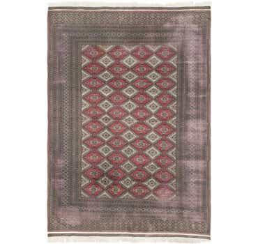 Image of  7' 6 x 10' 9 Bukhara Oriental Rug