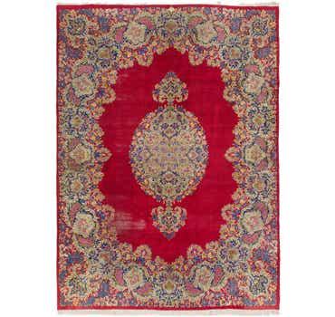 9' 10 x 13' 7 Kerman Persian Rug
