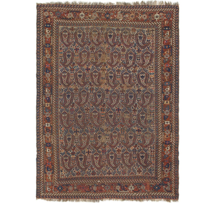 203cm x 280cm Malayer Persian Rug