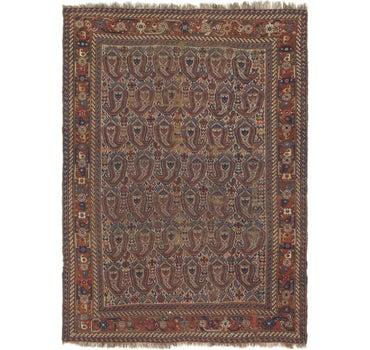 6' 8 x 9' 2 Malayer Persian Rug main image