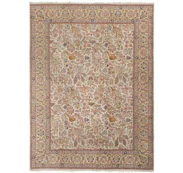 Image of 8' 2 x 11' Tabriz Rug