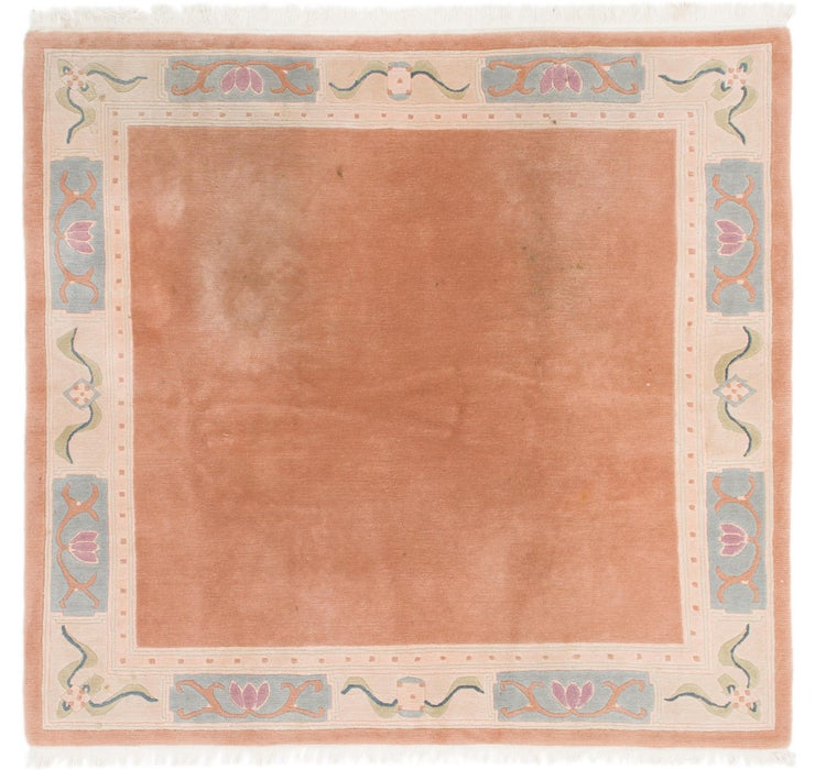 7' 8 x 8' Nepal Square Rug