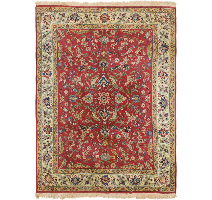 8' 3 x 11' 2 Sarough Rug