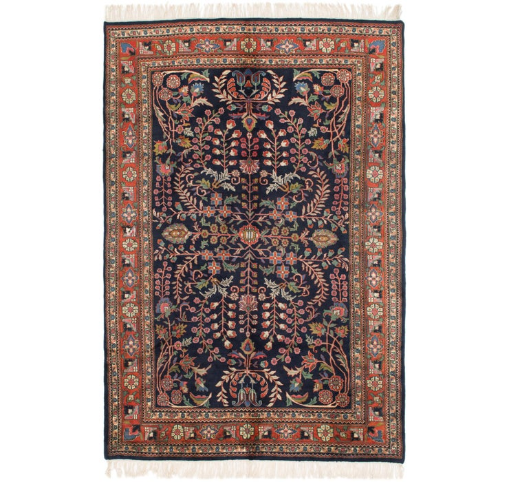 190cm x 292cm Sarough Rug