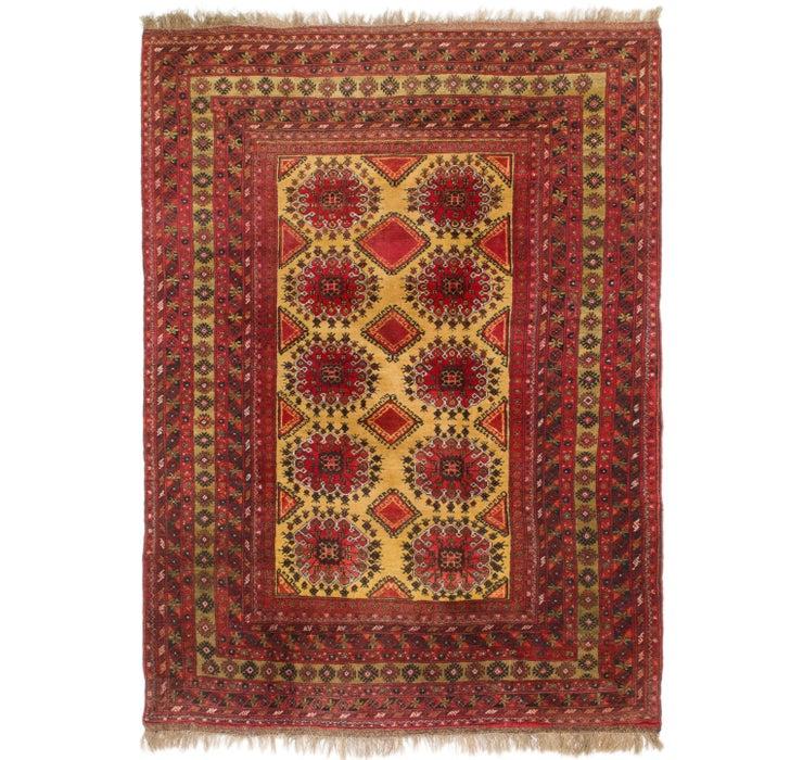 213cm x 305cm Afghan Ersari Rug