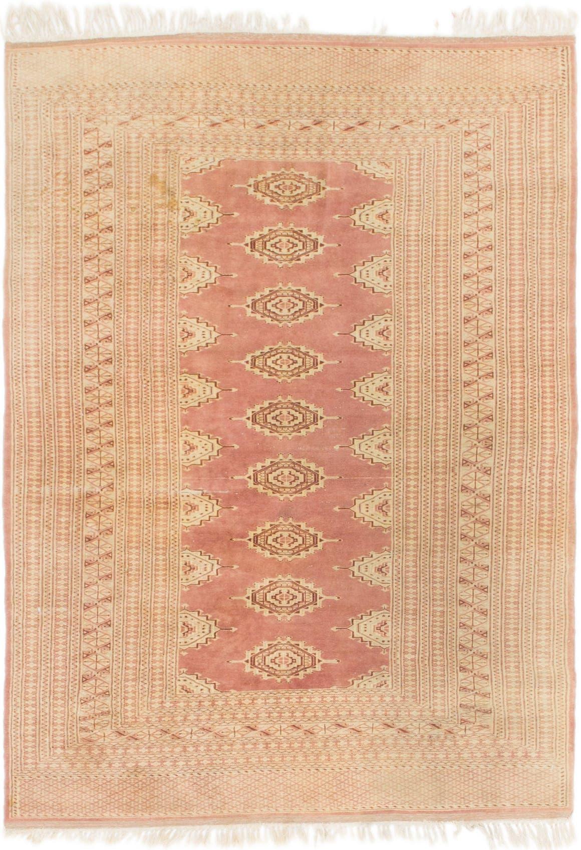 4' 3 x 6' Bokhara Oriental Rug main image