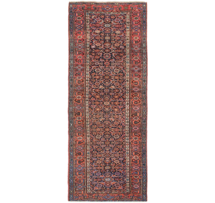 117cm x 312cm Malayer Persian Runner ...
