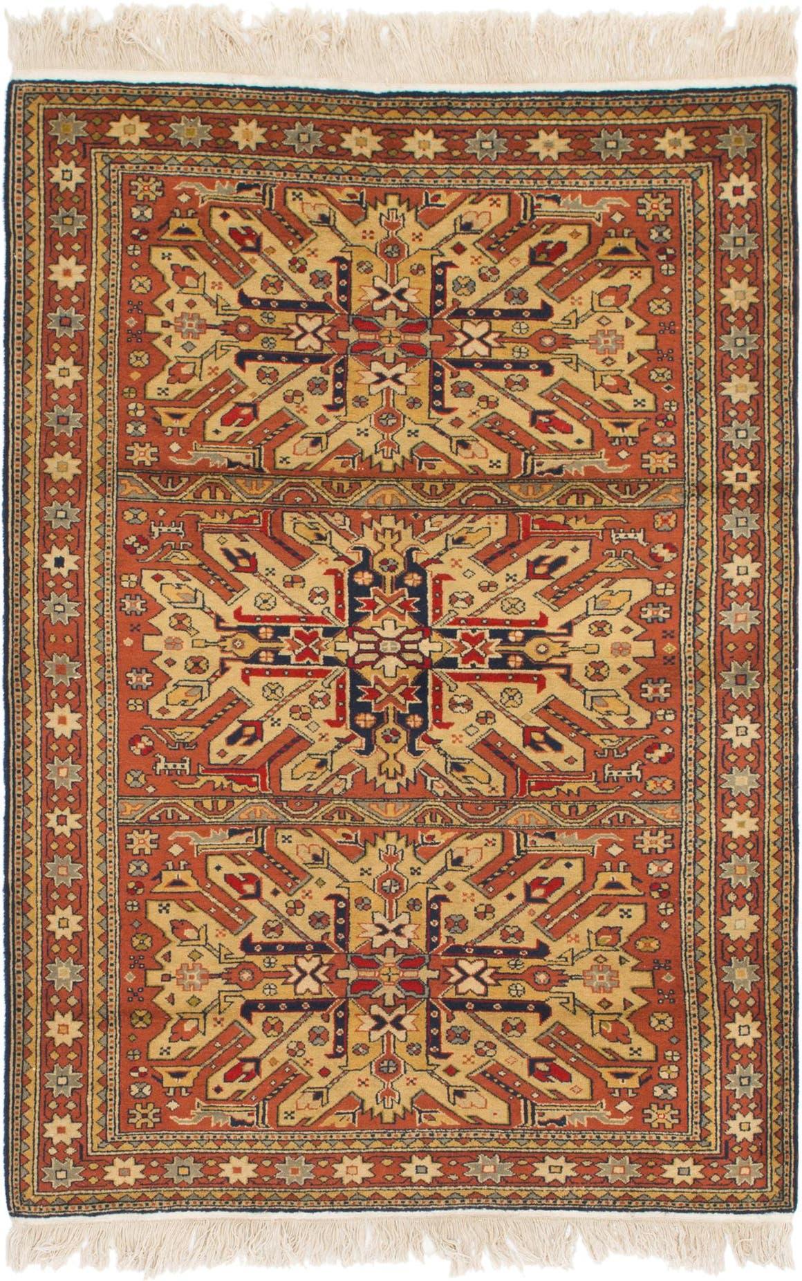 4' 3 x 6' 4 Kazak Rug main image