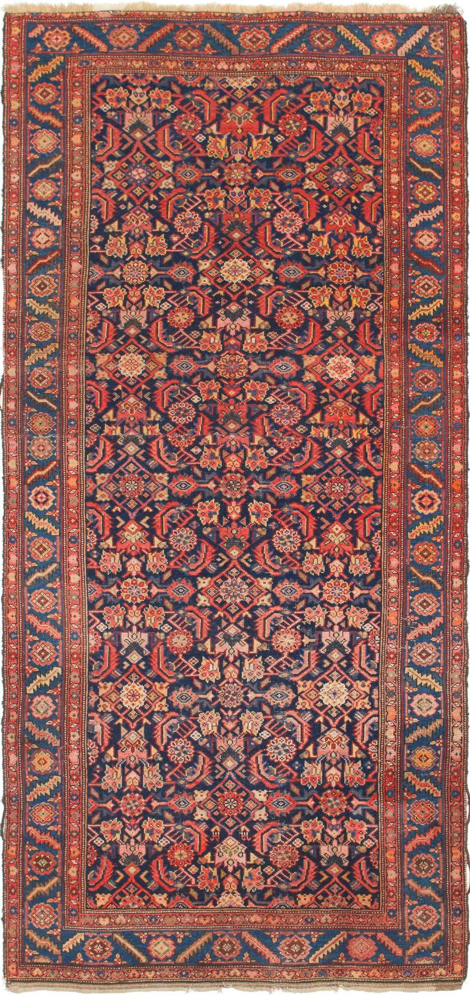 4' 6 x 9' 9 Malayer Persian Runner Rug main image