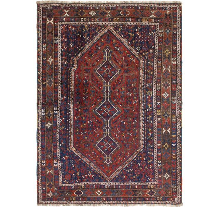 7' 3 x 10' 4 Shiraz Persian Rug