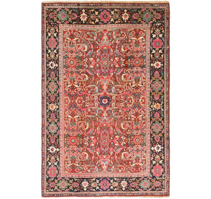 208cm x 320cm Hamedan Persian Rug
