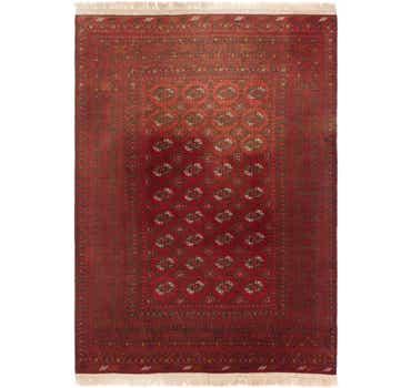 Image of 6' 10 x 9' 10 Afghan Mouri Rug