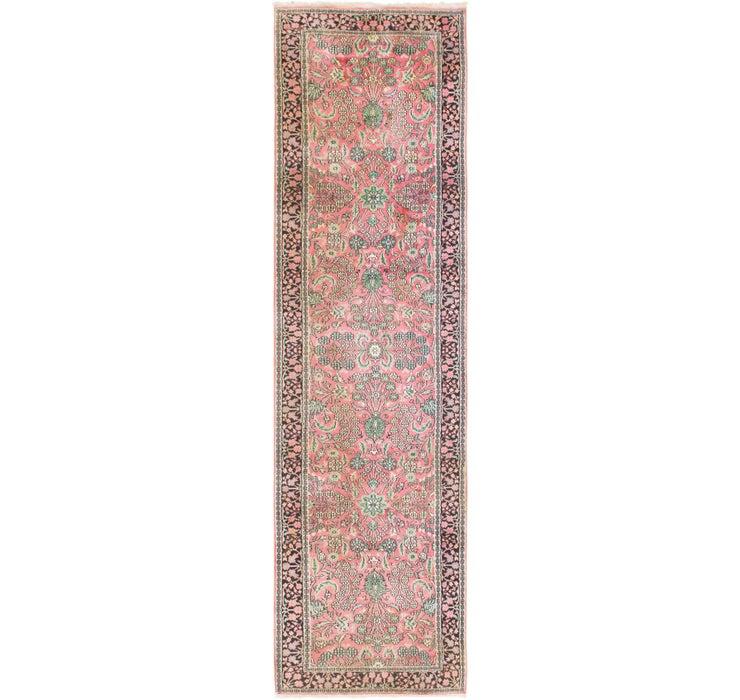 2' 6 x 10' Kashmir Oriental Runner...