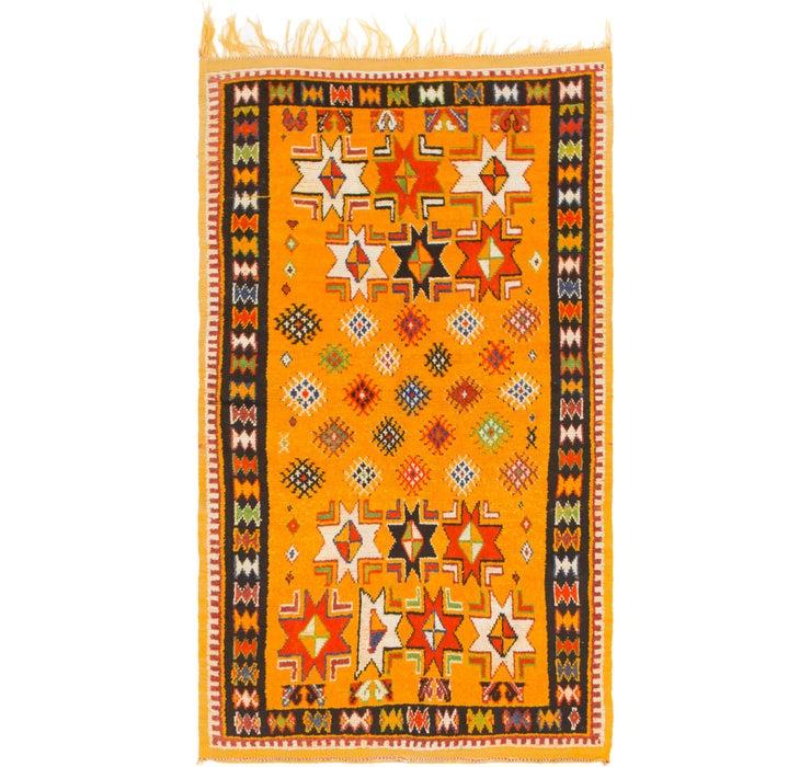 137cm x 255cm Moroccan Rug