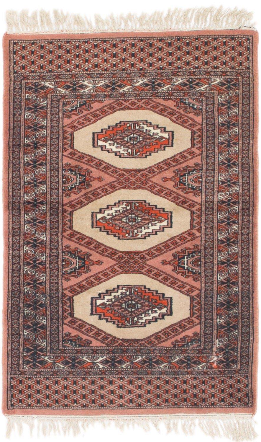 1' 10 x 3' 10 Bokhara Rug main image