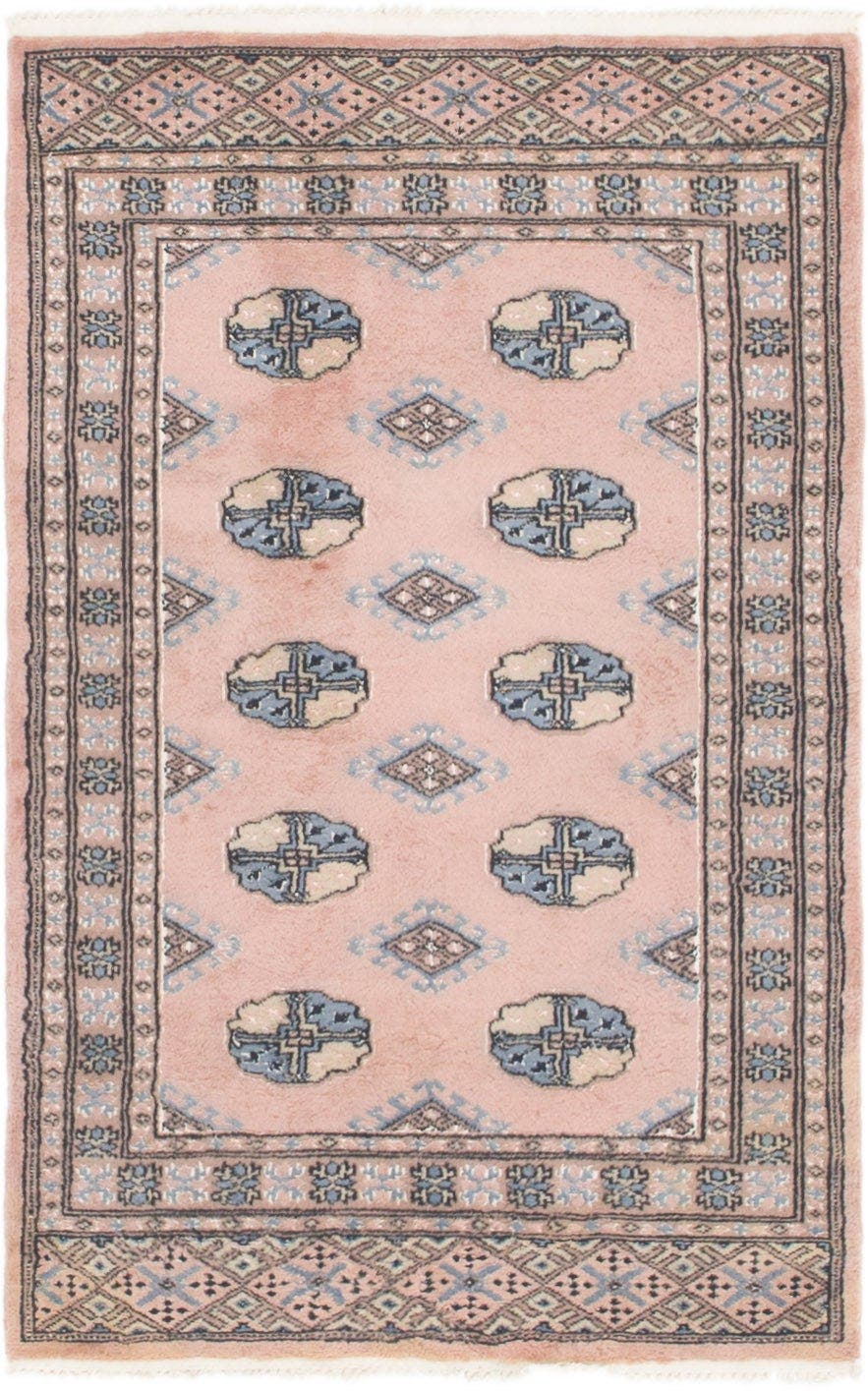 2' 6 x 4' 2 Bokhara Oriental Rug main image