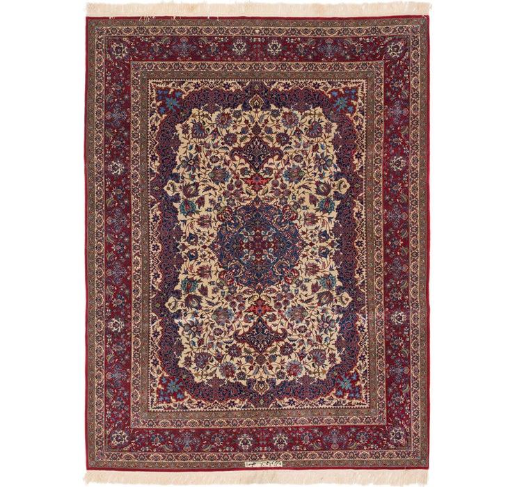 280cm x 378cm Isfahan Persian Rug