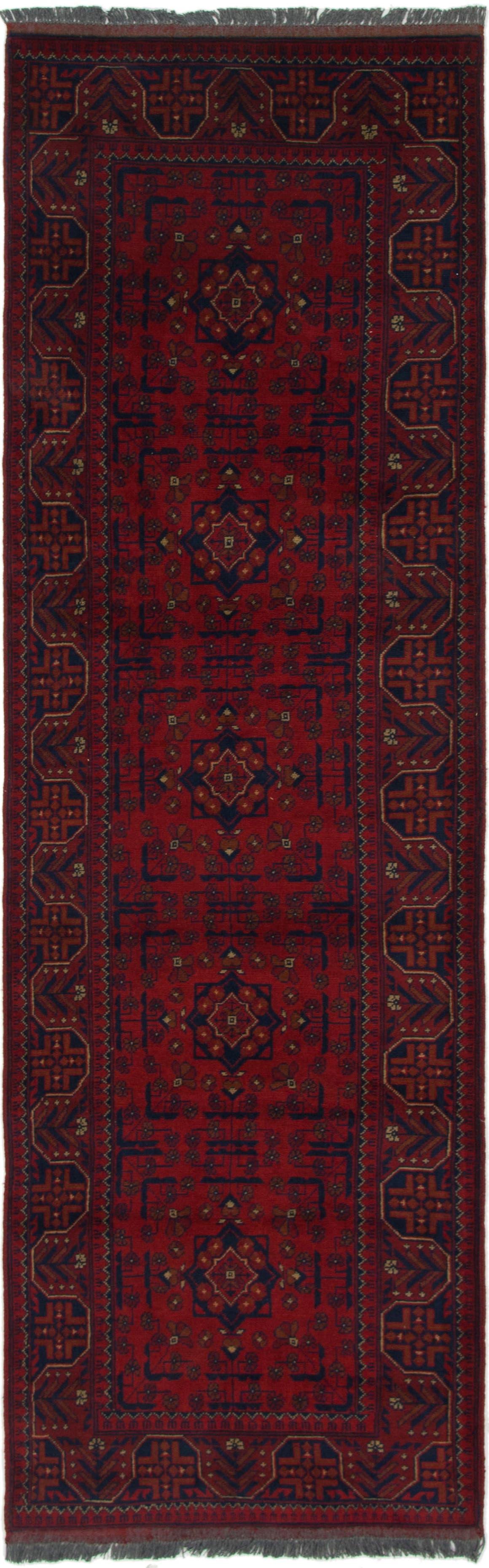 2' 9 x 9' 7 Khal Mohammadi Runner Rug main image